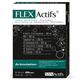 FLEXactifs SYNActifs douleurs musculaires et articulaires
