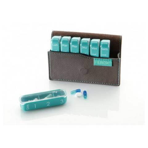 PILULIER PILBOX MINI pour ranger vos médicaments