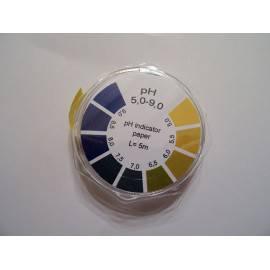PAPIER pH 5 .0 - 9.0