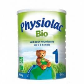 PHYSIOLAC BIO 1ER AGE proche du lait maternel
