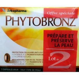 PHYTOBRONZ CAPSULES SOLAIRES