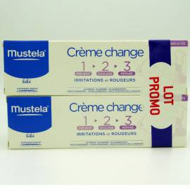 CREME CHANGE 1.2.3 100ML MUSTELA