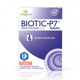 BIOTIC P7 ADULTE 10 JOURS