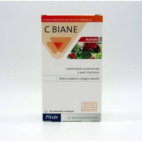 C BIANE vitamine C