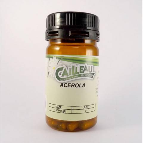 ACEROLA Cailleau herboristerie tonifiant vitamine C