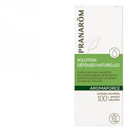 AROMAFORCE SOLUTION DEFENSES NATURELLES 30ml