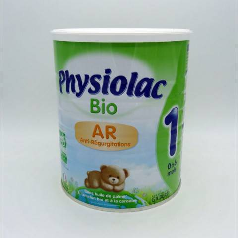 PHYSIOLAC BIO AR 1ER AGE allaitement 1er age