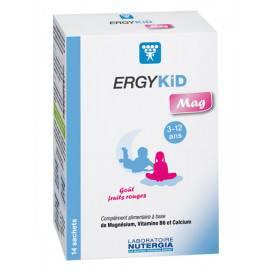 ERGYKID MAG - 3 à 12 ANS croissance et développement osseux