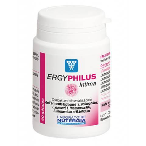 ERGYPHILUS INTIMA ferments lactiques