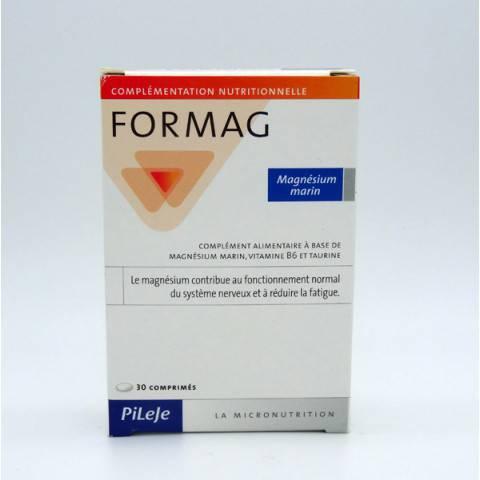 FORMAG   30 COMPRIMES magnesium vitamine B6