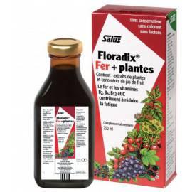 FLORADIX FER + PLANTES 250 ml