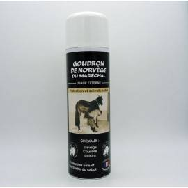 GOUDRON NORVEGE EN  SPRAY protection du sabot
