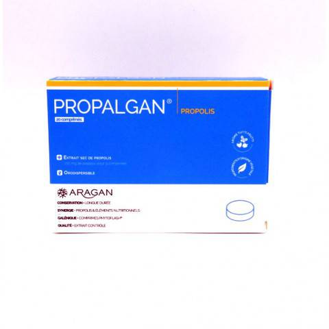 PROPALGAN PROPOLIS défenses immunitaires