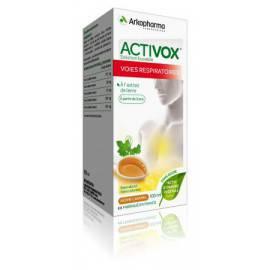 ACTIVOX LIERRE SIROP facilite la respiration