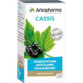 ARKOGELULES CASSIS 45 gélules