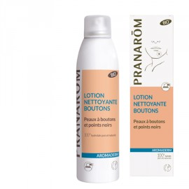 AROMADERM LOTION NETTOYANTE BOUTONS