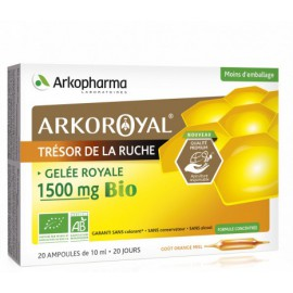 ARKOROYAL GELEE ROYALE 1500MG BIO