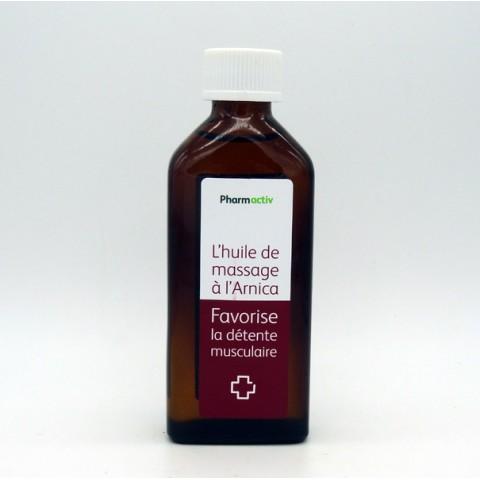 HUILE DE MASSAGE A L'ARNICA détente musculaire - la pharmacie verte