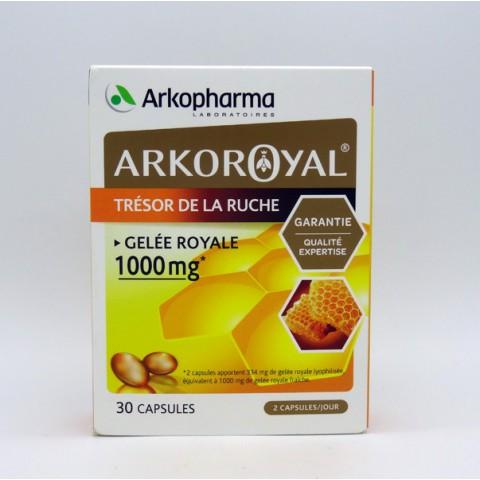 ARKOROYAL GELEE ROYALE 1000mg -la pharmacie verte
