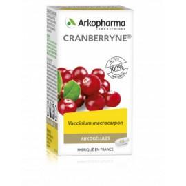ARKOGELULES CRANBERRY BTE 45