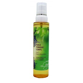 HUILE TONIQUE CORPS aux 5 huiles naturelles La Pharmacie du Layon