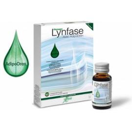 LYNFASE draineur métabolique Boite de 12 flacons