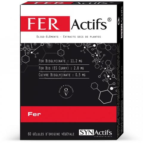 FERACTIFS SYNActifs réduit la fatigue