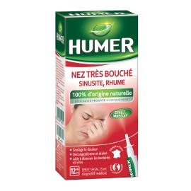 HUMER NEZ TRES BOUCHE SINUSITES ,RHUME