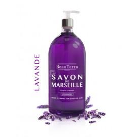 SAVON LIQUIDE DE MARSEILLE - LAVANDE