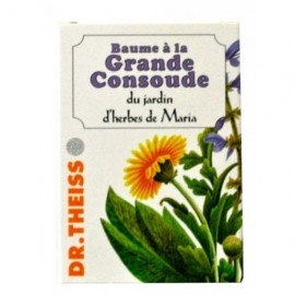 BAUME A LA GRANDE CONSOUDE - DR THEISS -