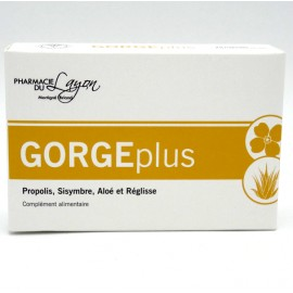 GORGE PLUS  CAPSULES La Pharmacie du Layon
