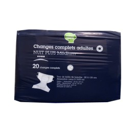 CHANGE COMPLET NUIT + MEDIUM SEMESA