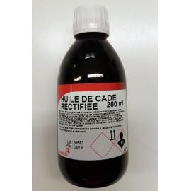 HUILE DE CADE RECTIFIEE 250 ML