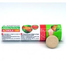 ARKOVITAL® ACEROLA 1000 - COMPRIMES A CROQUER