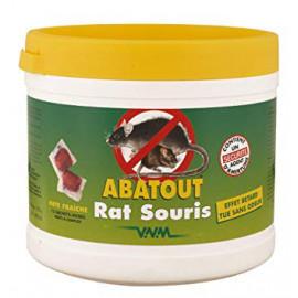 ABATOUT RAT SOURIS PATE 150G