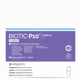 BIOTIC P10 - CLINICAL