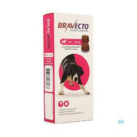 BRAVECTO Chien 40-56 kg Boite 2 Comprimés à croquer