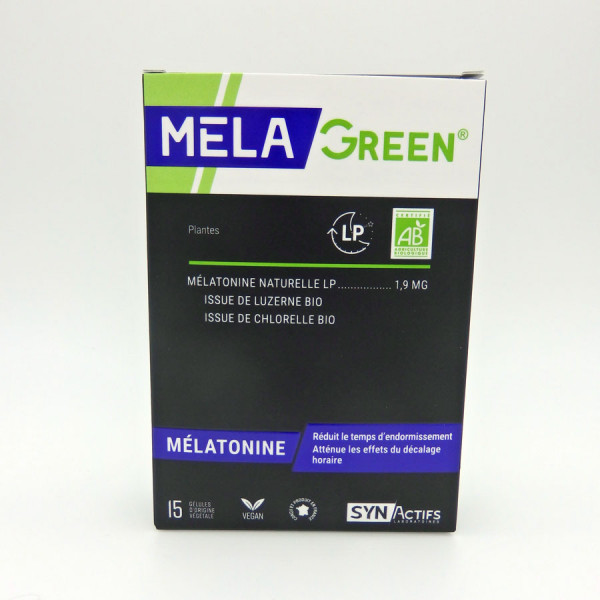 melatonine naturelle
