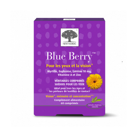 BLUE BERRY COMPL ALI CPR 60
