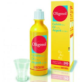 OLIGOSOL CUIVRE OR ARGENT Labcatal solution buvable 60 mL