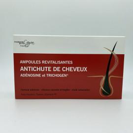 AMPOULES REVITALISANTES ANTICHUTE DE CHEVEUX La Pharmacie du Layon 10 ampoules