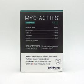 MYO-ACTIFS Synactifs Aragan 30 gélules