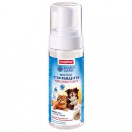 DIMETHICARE Mousse stop parasites. Chiens et chats. 150 ml