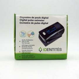 OXYMETRE DE POULS DIGITAL IDENTITE