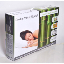 OREILLER VEGETAL VEGELYA  GRAND CERVICAL Confort du Sommeil
