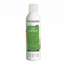 AROMAFORCE SPRAY ASSAINISSANT BIO Pranarom Antiviral Antibactérien