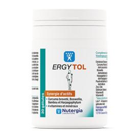 ERGYTOL Nutergia boite de 30 gélules