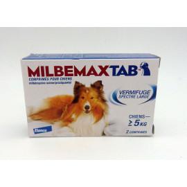 MILBEMAXTAB CHIEN 2 Comprimés