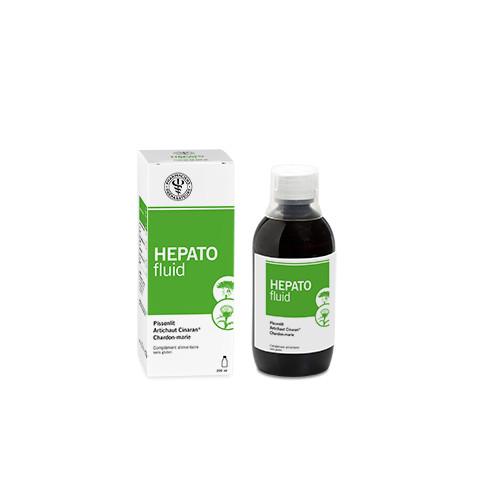 HEPATOFLUID la pharmacie du layon Flacon 200 ml