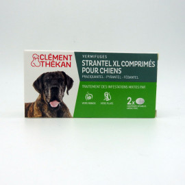 STRANTEL CHIEN XL COMPRIME